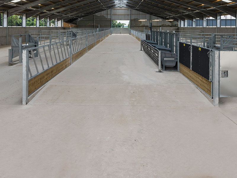 Concreting and Road Construction Lancashire   Civil Engineering